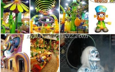 مجمع التايمز سكوير التجاري Berjaya Times Square KL3
