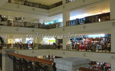 مجمع التايمز سكوير التجاري Berjaya Times Square KL38