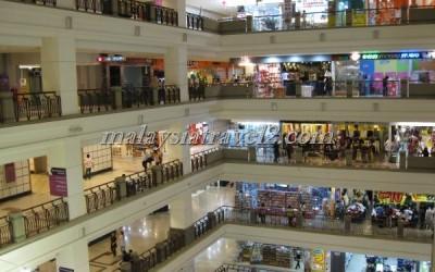 مجمع التايمز سكوير التجاري Berjaya Times Square KL40