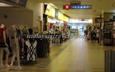 مجمع التايمز سكوير التجاري Berjaya Times Square KL46