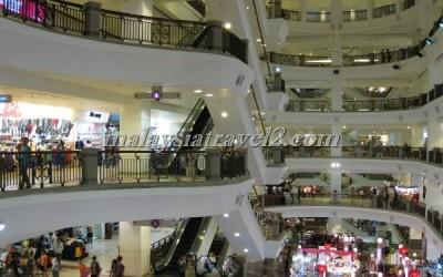 مجمع التايمز سكوير التجاري Berjaya Times Square KL49