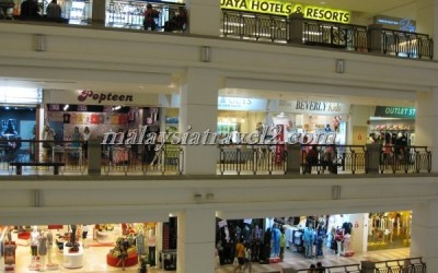 مجمع التايمز سكوير التجاري Berjaya Times Square KL50