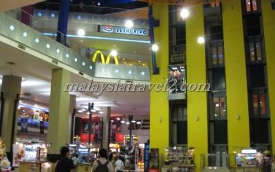 مجمع التايمز سكوير التجاري Berjaya Times Square KL5