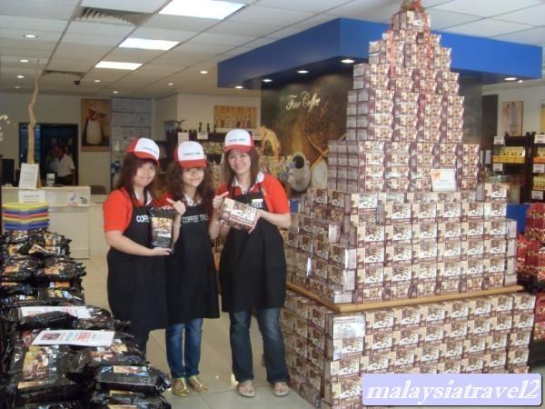 صور و تقرير مصنع القهوة و الشوكولاتة و الشاي في بينانج
