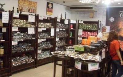 مصنع القهوة و الشوكولاتة و الشاي في بينانج1