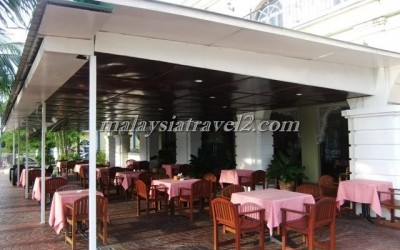 مطعم السلطان في لنكاوي2