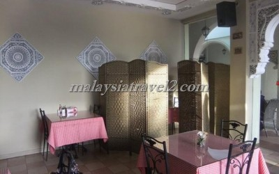 مطعم السلطان في لنكاوي5