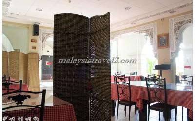 مطعم السلطان في لنكاوي6