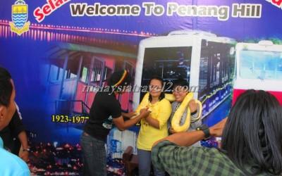 هضبة بينانق Penang Hill6