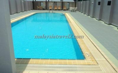 Bayview Beach Resort Penang فندق باي فيو بيتش في جزيرة بينانج ماليزيا11