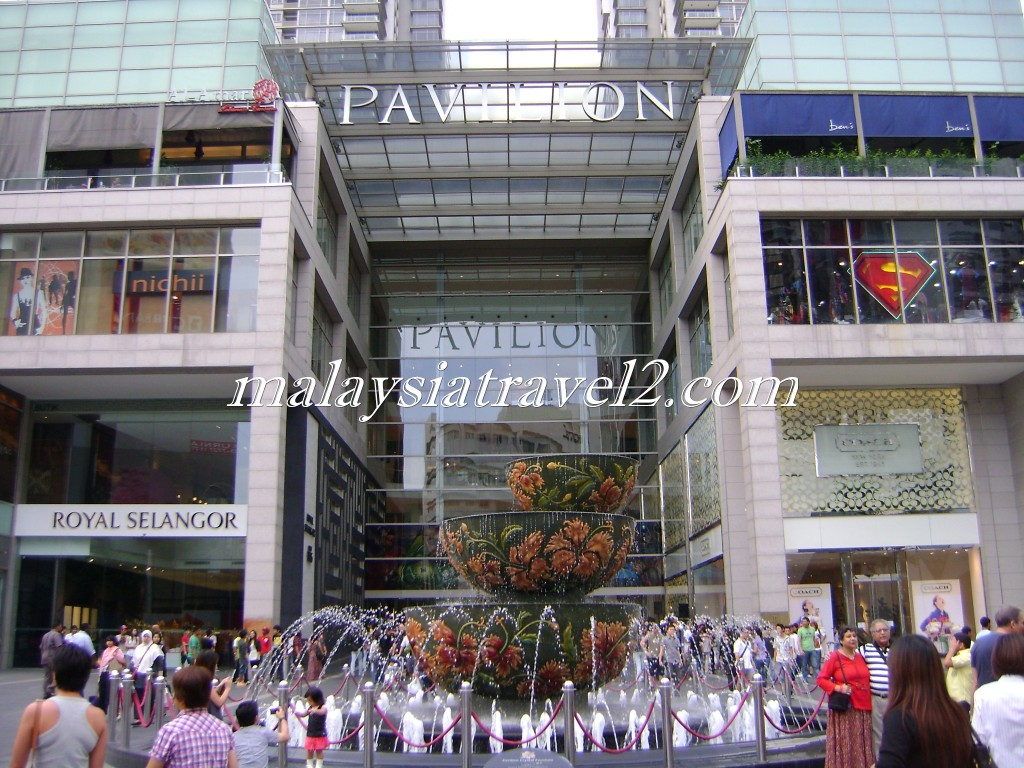 Pavilion Kuala Lumpur مجمع بافليون التجاري في كوالالمبور13