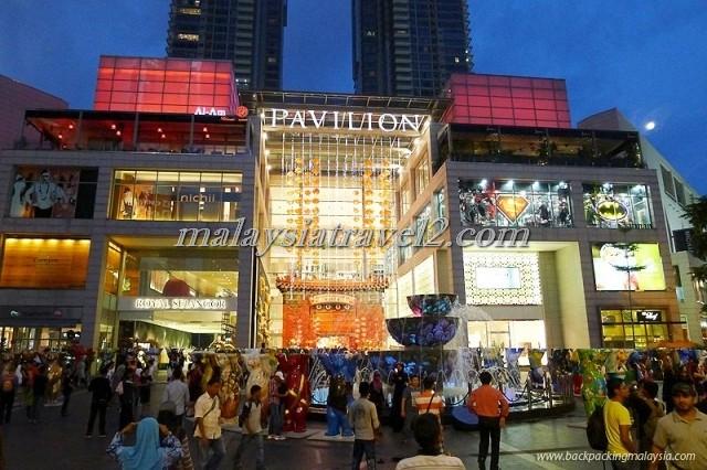 Pavilion Kuala Lumpur صور و تقرير مجمع بافليون التجاري في كوالالمبور