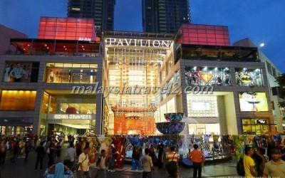 Pavilion Kuala Lumpur مجمع بافليون التجاري في كوالالمبور22