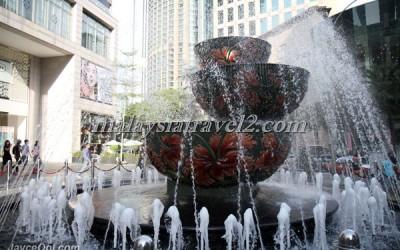 Pavilion Kuala Lumpur مجمع بافليون التجاري في كوالالمبور24