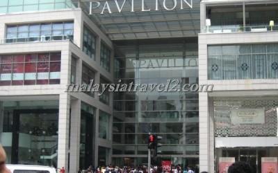 Pavilion Kuala Lumpur مجمع بافليون التجاري في كوالالمبور5