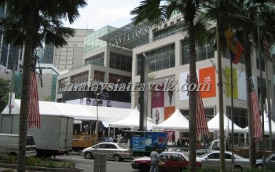 Pavilion Kuala Lumpur مجمع بافليون التجاري في كوالالمبور6