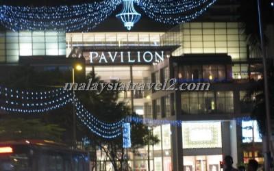 Pavilion Kuala Lumpur مجمع بافليون التجاري في كوالالمبور7