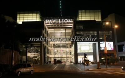Pavilion Kuala Lumpur مجمع بافليون التجاري في كوالالمبور8