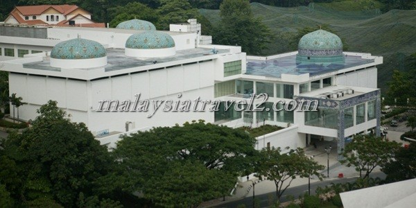 islamic arts museum kuala lumpur صور و تقرير المتحف الاسلامي في كوالالمبور