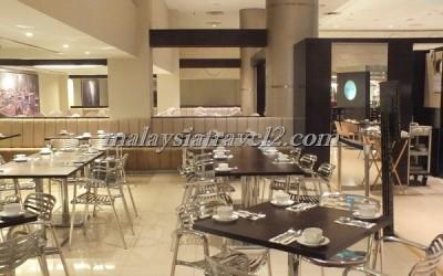 صورة من المطعم في فندق صنواي بيراميد تاور في ماليزيا