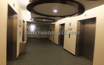 صور الممرات في فندق صنواي بيراميد تاور في ماليزيا كوالالمبور