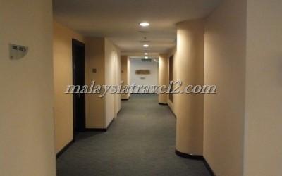 صور الممرات في فندق صنواي بيراميد تاور في ماليزيا
