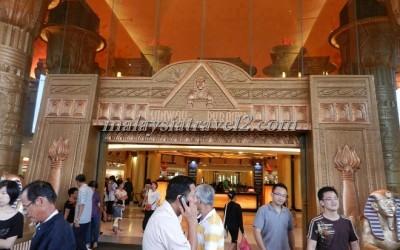 sunway pyramid shopping mall مجمع صنواي بيراميد التجاري1