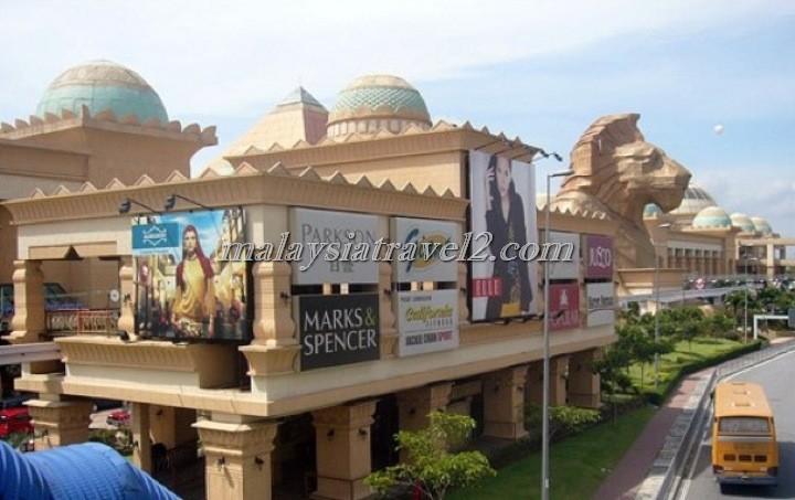 sunway pyramid shopping mall مجمع صنواي بيراميد التجاري23