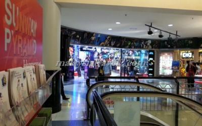 sunway pyramid shopping mall مجمع صنواي بيراميد التجاري34
