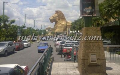 sunway pyramid shopping mall مجمع صنواي بيراميد التجاري4