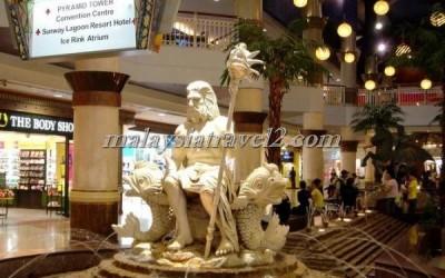 sunway pyramid shopping mall مجمع صنواي بيراميد التجاري48