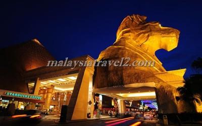 sunway pyramid shopping mall مجمع صنواي بيراميد التجاري
