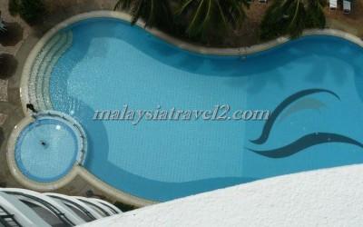 Flamingo by the Beachفندق فلامينجو(فلامينقو) في بينانج16