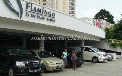 Flamingo by the Beachفندق فلامينجو(فلامينقو) في بينانج17