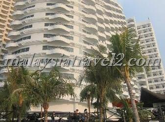 Flamingo by the Beachفندق فلامينجو(فلامينقو) في بينانج19