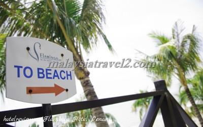 Flamingo by the Beachفندق فلامينجو(فلامينقو) في بينانج8