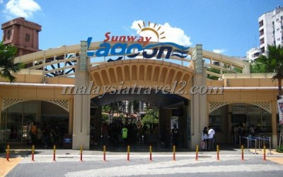 Sunway Lagoon Theme Park مدينة الألعاب صنواي لاجون