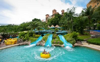 Sunway Lagoon Theme Park مدينة الألعاب صنواي لاجون14