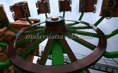 Sunway Lagoon Theme Park مدينة الألعاب صنواي لاجون6