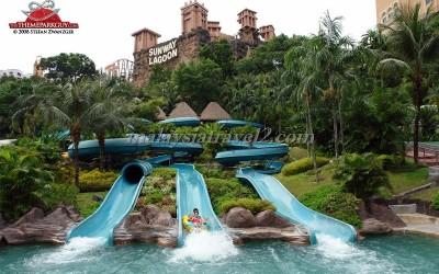 Sunway Lagoon Theme Park مدينة الألعاب صنواي لاجون9