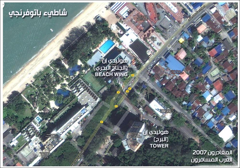 خريطة بالعربي