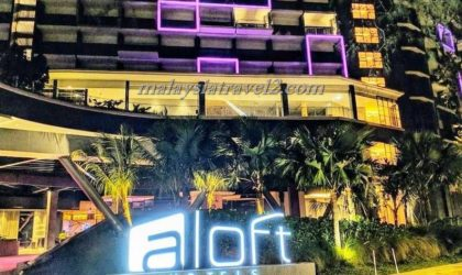 فندق الوفت لنكاوي Aloft Langkawi Pantai Tengah
