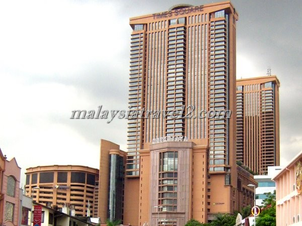 Berjaya Times Square Hotel Kuala فندق برجايا تايمز سكوير كوالالمبور