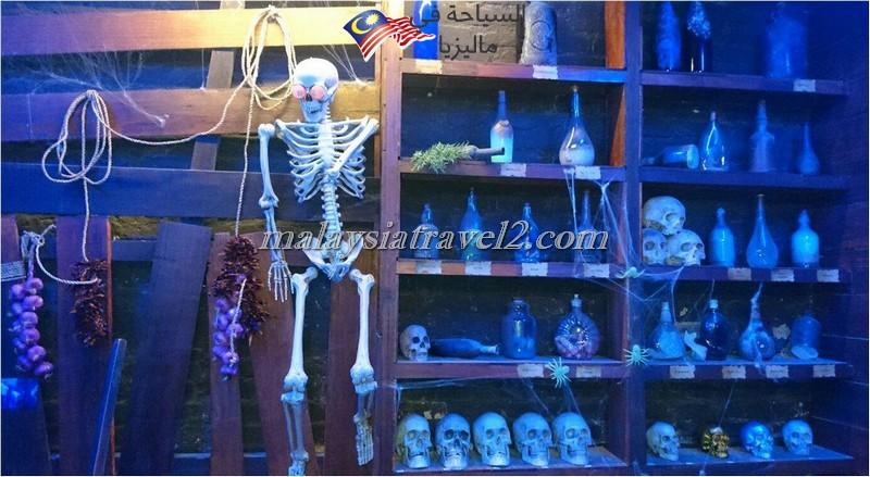 Ghost Museum Penang7