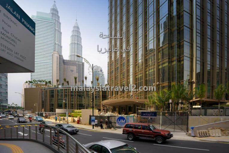 Grand Hyatt Kuala Lumpurفندق جراند حياة كوالالمبور بوكينج 3