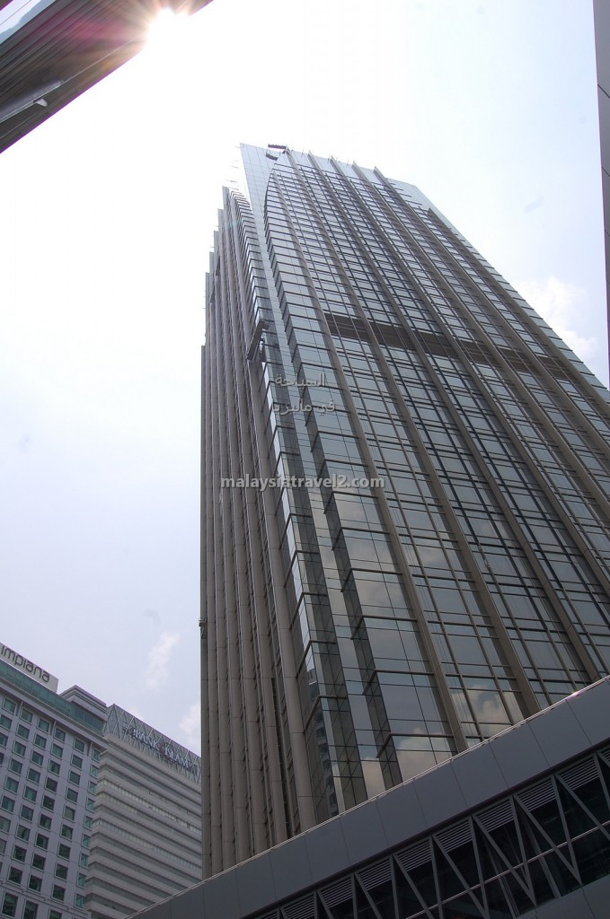 Grand Hyatt Kuala Lumpurفندق جراند حياة كوالالمبور بوكينج 4
