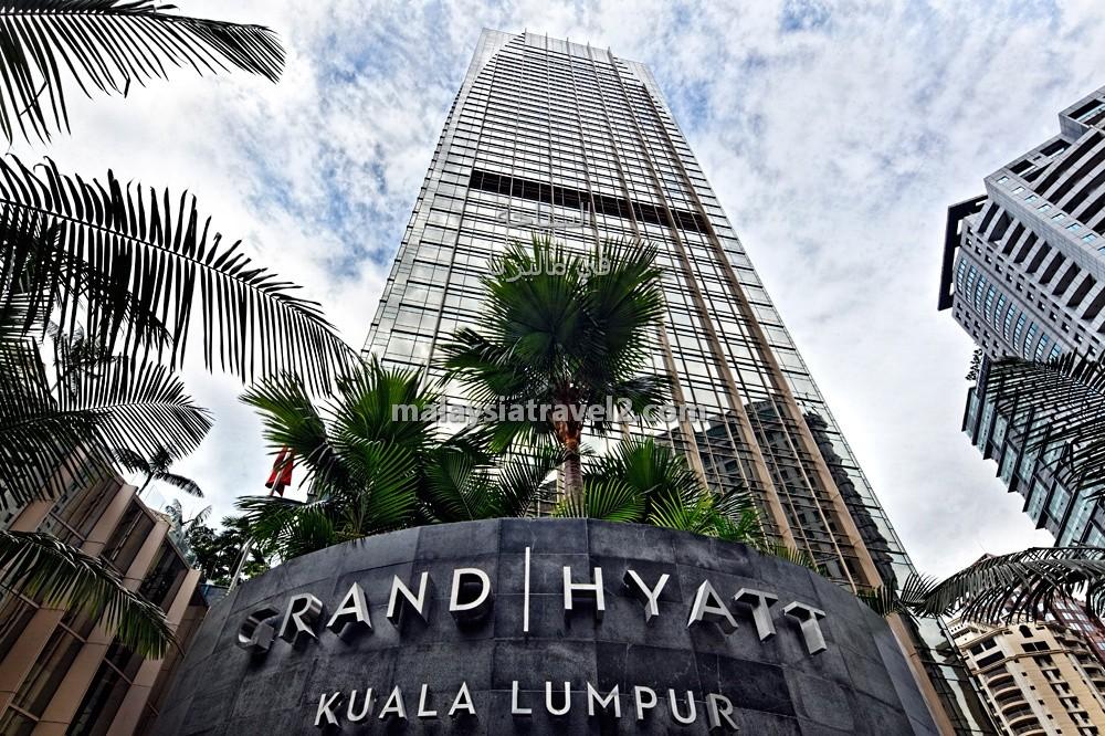 Grand Hyatt Kuala Lumpurفندق جراند حياة كوالالمبور بوكينج 9
