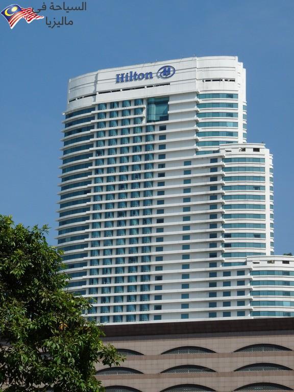 Hilton Kuala Lumpur هيلتون كوالالمبور3