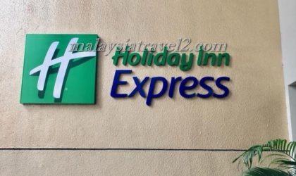 هوليداي ان اكسبرس كوالالمبور سيتي سنتر Holiday Inn Express Kuala Lumpur