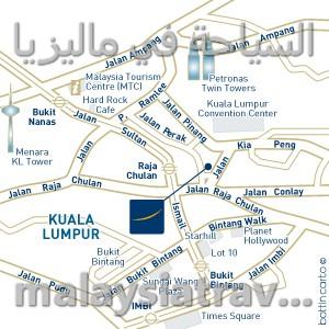 Novotel خريطة